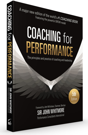 Coaching for Performance book high performance cultures