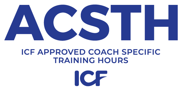 ICF ACSTH coach certification