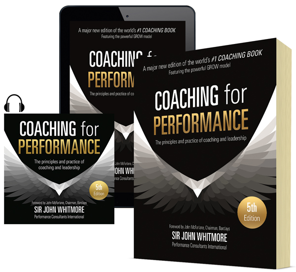 Coaching for Performance audio book ebook