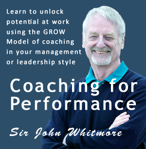 Coaching for Performance Training for Managers
