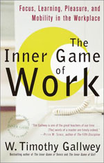 The Inner Game of Work W Timothy Gallwey